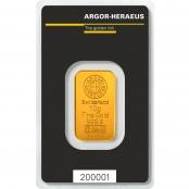 Goldbarren 10 Gramm - LBMA zertifiziert