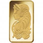 Goldbarren 500 Gramm Fortuna PAMP Suisse - Fortuna Design