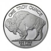 American Silver Buffalo 1 oz - nordamerikanischer Büffel
