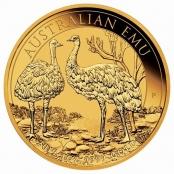 Emu 1 oz Gold 2019 - Prägefrische Neuware
