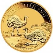 Emu 1 oz Gold 2020 - Prägefrische Neuware
