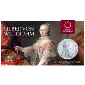 Maria Theresien Taler - Die meistgeprägte Silbermünze der Welt.