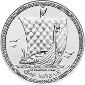 Noble 1 oz Platin  - Motivseite der attraktiven Münze der Perth Mint