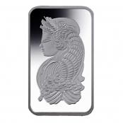 Platinum Bar 10 Gram PAMP Suisse