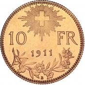 Vreneli Goldmünze 10 Franken