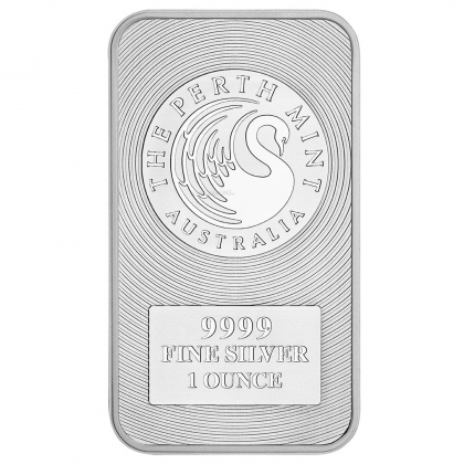 Silver Bar Kangaroo 1 oz