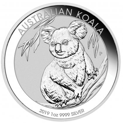 Koala 1 oz Silver 2019