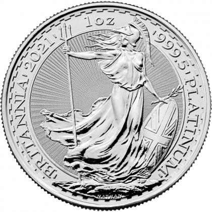 Britannia 1 oz Platinum 2021