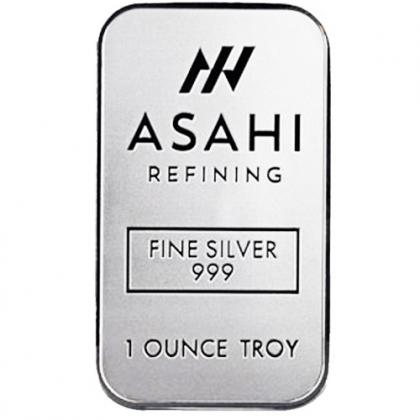 Silberbarren Asahi 1 oz
