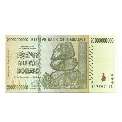 20 Billion Dollars