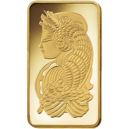 Goldbarren 500 Gramm Fortuna PAMP Suisse