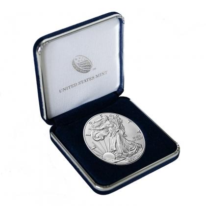American Silver Eagle Set 2021