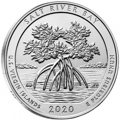 Salt River Bay - America the Beautiful 5 oz