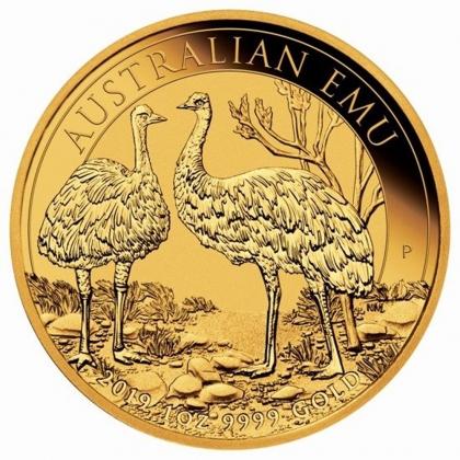 Emu 1 oz Gold 2019