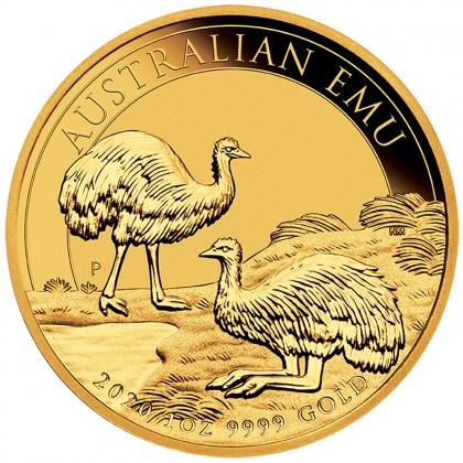 Emu 1 oz Gold 2020