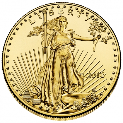 American Eagle 1/2 oz Gold - divers