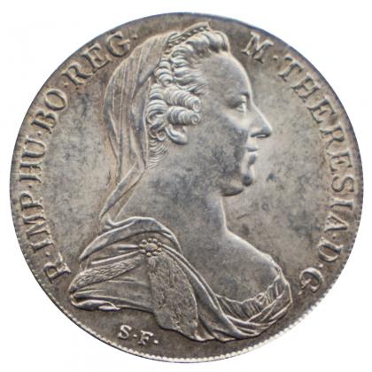 Maria Theresien Taler - Umlaufmünze