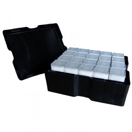 Monster Box Royal Mint UK (Empty, Black, w/Tubes)