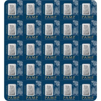 Multigram+25 Platin PAMP Suisse
