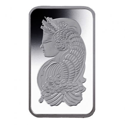 Platinum Bar 2,5 Gram PAMP Suisse