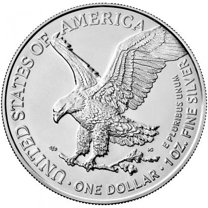 American Silber Eagle 1 oz 2021 - Typ 2