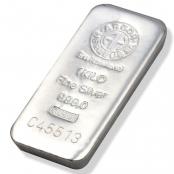 Silberbarren 1000 g - jetzt kaufen