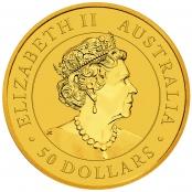 Kangaroo 1/2 oz Gold 2020 - Motivseite