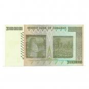 20 Billion Dollars - Fiatmoney Rückseite