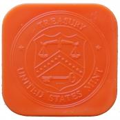 Münztube American Buffalo 1 oz Gold - Logo US Mint