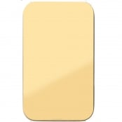Goldbarren 50 Gramm Heraeus - Rückseite