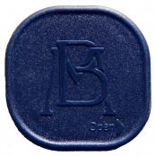 Münztube 1 oz Libertad - Original Logo der Mexiko Mint