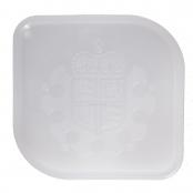 Münztube 1/10 Platin Britannia - Logo der Royal Mint UK