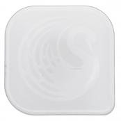 Münztube Silber Perth Mint 41 mm - Logo