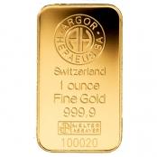 Goldbarren kinebar™ 1 oz - Vorderseite