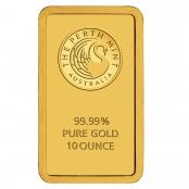 Goldbarren Perth Mint Kangaroo 1 oz - Vorderseite