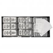 Silberbarren 10 oz Pamp Suisse- LBMA zertifiziert