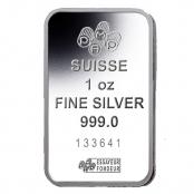 Silberbarren 1 oz Fortuna - LBMA zertifiziert