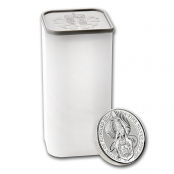 Queen's Beasts Griffin 2 oz Silber 2017 - Tube