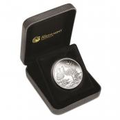 Emu 1 oz Silber 2019 - Auflage 3.000 Stück