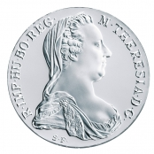 Maria Theresien Taler Proof - Vorderseite
