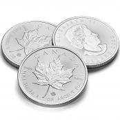 Silber Maple Leaf 1 oz direkt online kaufen