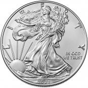 American Silver Eagle Set 2021 - Motivseite
