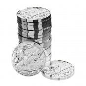 Wallstreetbets 1 oz Silver Round - 3d