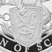 Queen's Beasts Unicorn 10 oz Silber 2017 Proof - Wappen