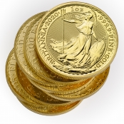Britannia 1 oz Gold 2020 - lose