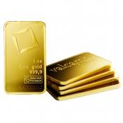Goldbarren 1 Unze - 3D Ansicht
