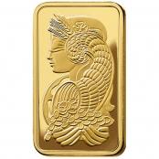 Goldbarren 50 Gramm Fortuna - Cornucopia Lady