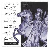 Athena & Pegasus 1 oz Palladium 2016 - Zertifikat