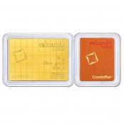 50 x 1 g Gold CombiBar Valcambi - LBMA Certificat