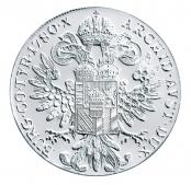 Maria Theresien Taler - Rückseite